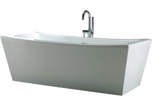 "Bathtubs 70 Ove Decors Terra 70"" X 34 25"" soaking Bathtub & Reviews"