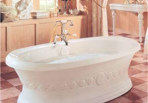 Bathtubs 72 X 32 Neptune Ulysse Classic 72×38 Freestanding Bath Tub soaker