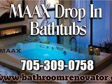 Bathtubs Barrie Maax Drop In Bathtubs Barrie Tario the Bathroom
