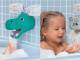 Bathtubs Cover Hippo or Elephant Bath Tub Faucet Spout Cover Protector