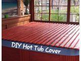 Bathtubs Covers Diy Hot Tub Cover – Doubledeckerdiy