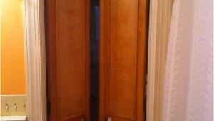 Bathtubs Doors Vs Tiny Bathroom Doorway No Problem This Double Door