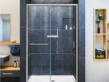 Bathtubs Doors Z Dreamline Infinity Z 44 to 48 In X 72 In Semi Frameless
