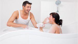 Bathtubs for Couples Bath Couple Stock Photo Image Of Hygiene Bath Lifestyle