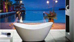 "Bathtubs for Sale On Ebay 67"" Modern Bathroom White Acrylic Luxury Shower Free"