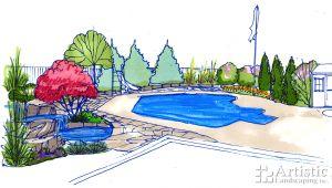 Bathtubs Kitchener Waterloo Hot Tubs Custom Pool Designs Kitchener Waterloo