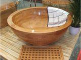 Bathtubs Luxury O Oak Bathtub Luxury Round Oak Freestanding Bathtubs
