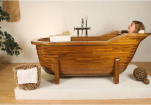 Bathtubs Made Of Wood Made Bathtubs by Stolis Turn Your Bathroom Into A Spa