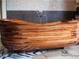 Bathtubs Modern 2 Wooden Bathtubs for Modern Interior Design and Luxury