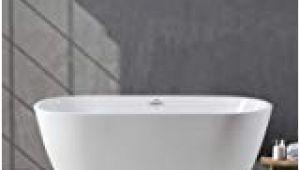Bathtubs Modern N Vanity Art 59 Inch Freestanding Acrylic Bathtub