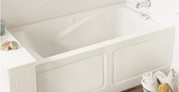 Bathtubs soaking G American Standard 2425v Lho002 020 Evolution 5 Feet by 32