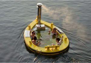 Bathtubs Under $300 Hottug Mobile Hot Tub Boat