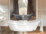 Bathtubs Under $500 Shop Maykke 71 Inch Mona Double Slipper Clawfoot Bathtub