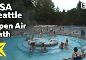 Bathtubs Usa 【k】usa Travel Seattle[미국 여행 시애틀]올림픽 국립공원 노천온천 Open Air