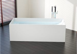 Bathtubs Usa Rectangular Freestanding Bathtub Model Bw 06 L