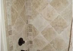 Bathtubs with Tile Surround Travertine Tile Bathtub Shower Bo Surround Design