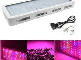 Battery Powered Grow Light 2018 Double Chip 1000w Full Spectrum Grow Light Kits 600w 2000w Led