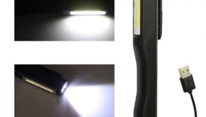 Battery Powered Work Lights Aliexpress Com Buy Rechargeable Cob Led Work Light Usb Charging