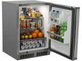 Beer Glass Rack for Freezer 24 Outdoor Refrigerator with Drawer and Door Storage Marvel