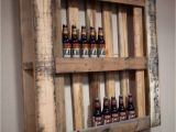 Beer Glass Wall Rack Drink Holder Beer Bottle Collection Shelves Pinterest Pallet