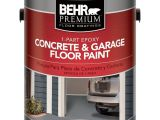 Behr Porch and Floor Paint On Concrete Behr Premium 1 Gal 902 Slate Gray 1 Part Epoxy Concrete and Garage