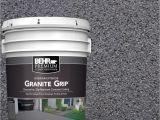 Behr Porch and Floor Paint On Concrete Behr Premium 5 Gal Gg 08 Galaxy Quartz Decorative Concrete Floor