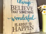 Believe Signs Decor Wooden Signs with Sayings Google Search Hout Pinterest