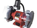 Bench Grinder Lowes Shop Sunex tools 8 In 3 4 Hp Bench Grinder with Light at Lowes Com