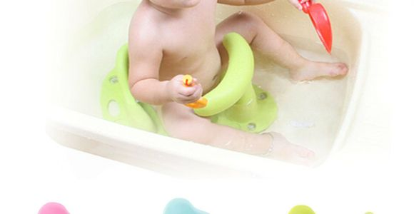 Best Baby Bath Seat for Tub New Baby Bath Tub Ring Seat Infant Child toddler Kids Anti