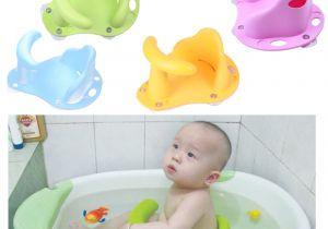 Best Baby Seat for Bathtub Baby Infant Kid Child toddler Bath Seat Ring Non Slip Anti