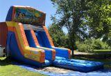 Best Backyard Water Slide 18′ themed Water Slide Inflatable Fun
