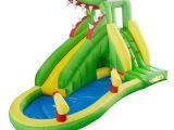 Best Backyard Water Slide Yard Crocodile Inflatable Slide Water Park Kids Pool Bounce House