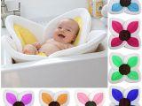 Best Bathtubs for Babies Baby Flower Cushion Bath Tub – Grandma S Gift Shop