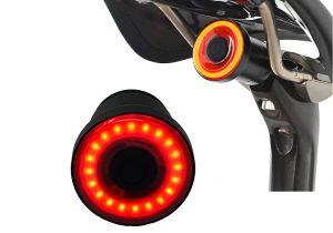 Best Bike Tail Light Amazon Com Donpandas Smart Tail Light Bike Brake Sensing Ultra