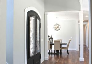 Best Black Paint Color for Interior Doors Repose Gray From Sherwin Williams Color Spotlight Pinterest