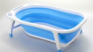 Best Collapsible Baby Bathtub Foldable Folding Baby Bathtub Bath Tub Infant Bathing