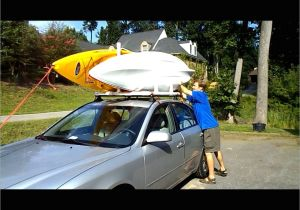 Best Double Kayak Roof Rack Pvc Dual Kayak Roof Rack for 50 Getting In Shape Pinterest
