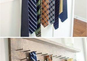 Best Electric Tie Rack Diy Tie Rack Tutorial Great Idea for Dad Lumberprojects Lumber