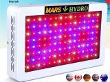 Best Led Grow Light for the Money Marshydro Mars 600w Full Spectrum Led Grow Light Hydroponics Indoor