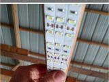 Best Led Lights for Garage Workshop Inexpensive Garage Lights From Led Strips Diy Home Renovation
