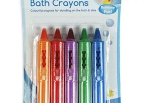 Best Non toxic Baby Bathtub First Steps Pack Of 5 Baby Bath Crayons for Fun In Bath