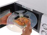 Best Oven Rack Guards Plastic Magnet Food Splatter Guard Microwave Hover Anti Sputtering