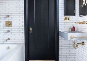 Best Paint for Interior Doors Uk Door Drama 5 Reasons to Have Black Interior Doors Pinterest