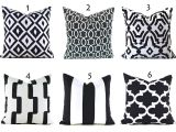 Best Place to Buy Outdoor Decorative Pillows Black Outdoor Pillows Any Size Outdoor Cushions Outdoor Pillow