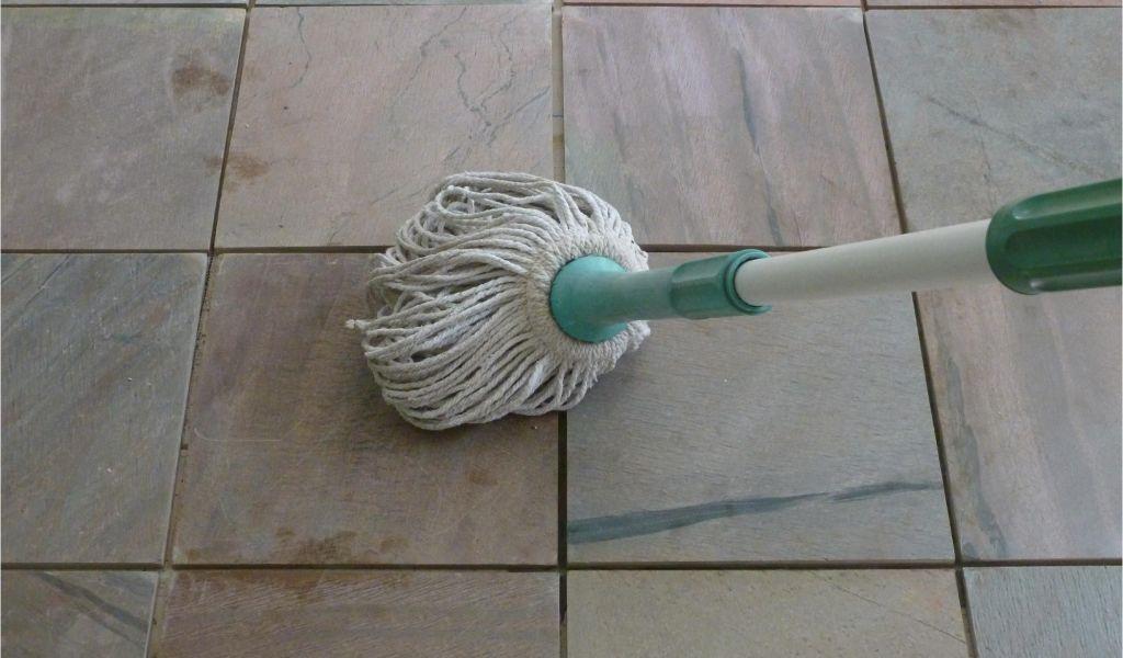 Best Polish For Tile Floors How To Clean Slate Floors