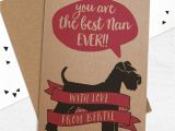 Best Rugs for Dogs Uk Best Grandma Nanny Nan Etc Card with Dog by Well Bred Design