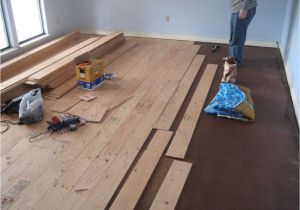 Best Thickness Of Plywood for Flooring Real Wood Floors Made From Plywood Pinterest Real Wood Floors