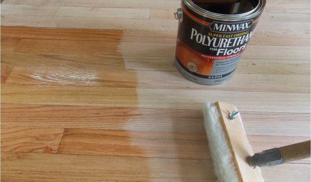 Best Water Based Polyurethane For Hardwood Floors Wood Slab Coffee