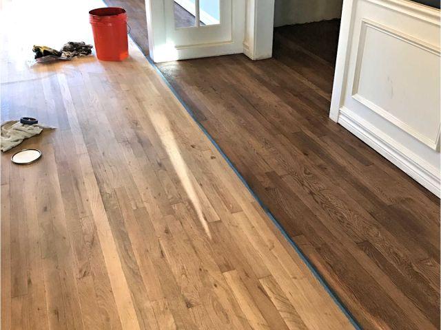 Best Way To Deep Clean Hardwood Floors Adventures In Staining My Red
