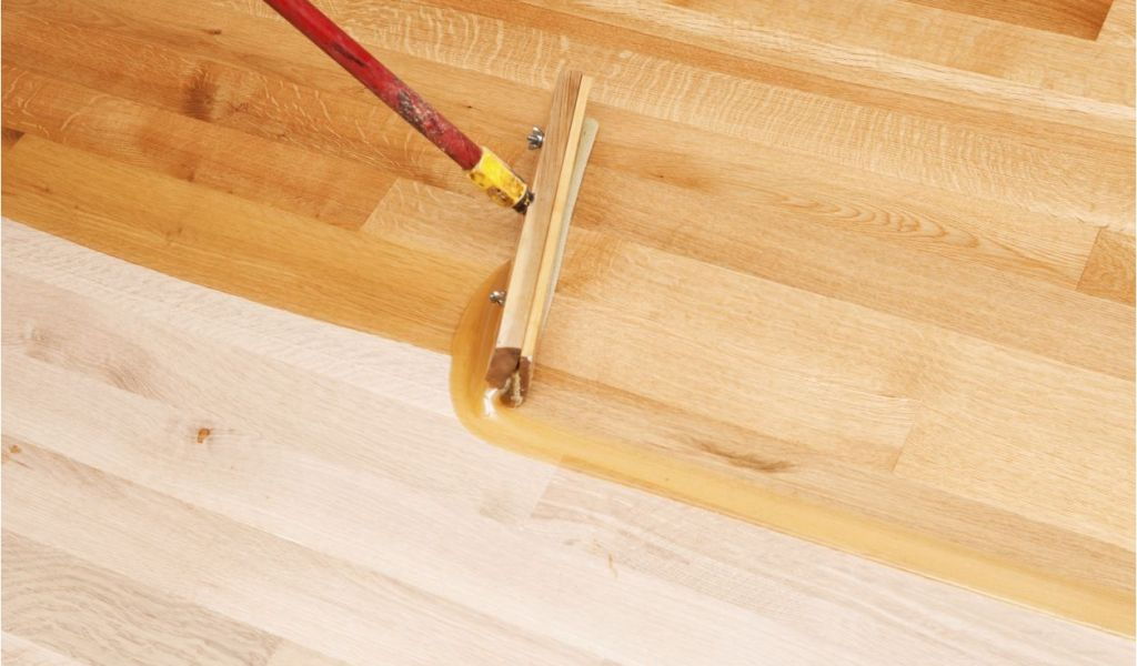 Best Way To Fix Scratched Wood Floors Instructions On How To